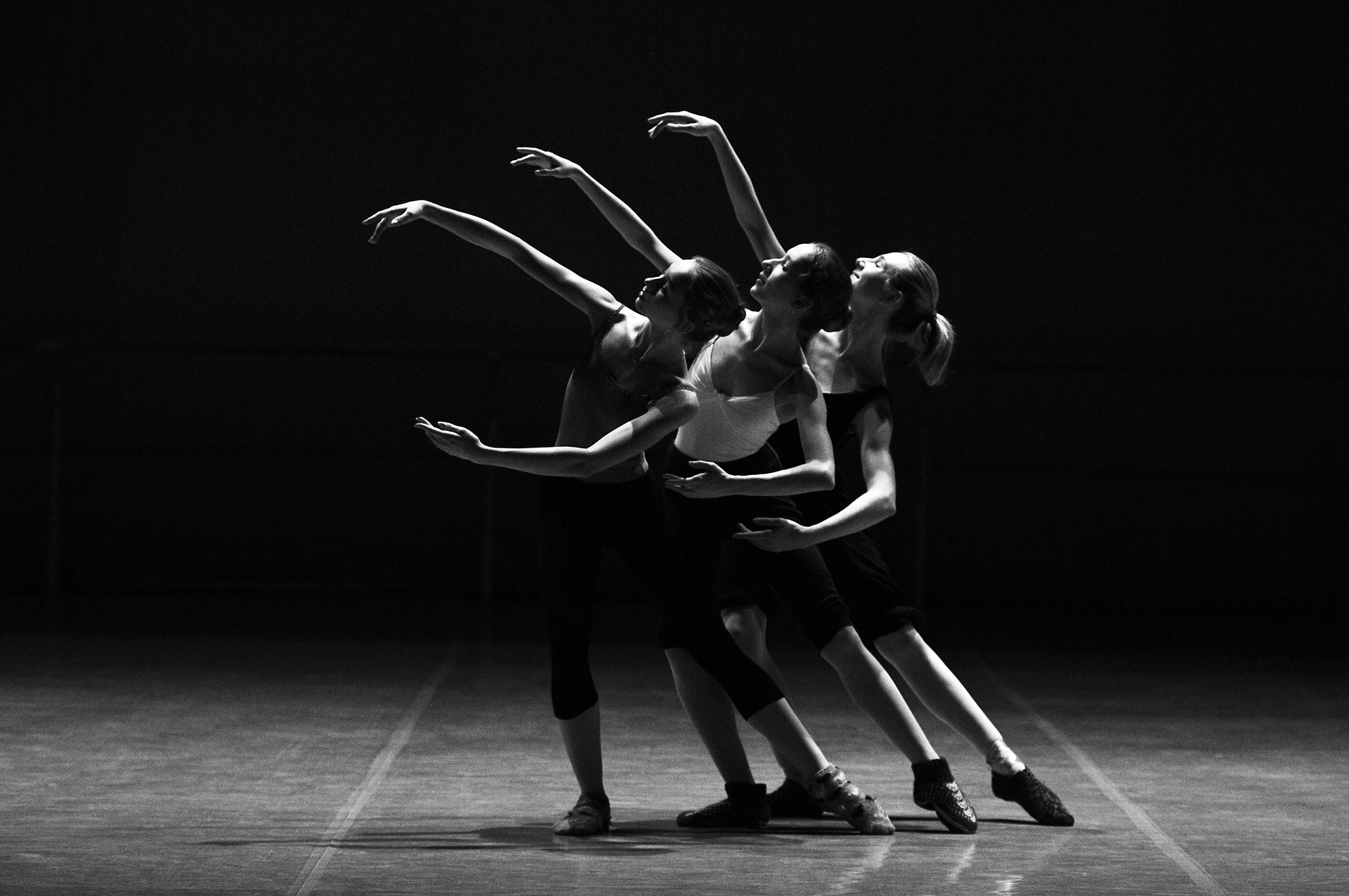 prof de danse